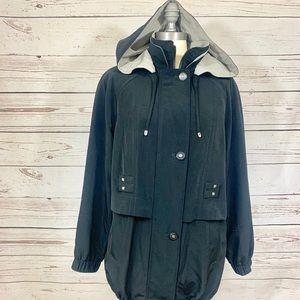 "LONDON HARBOR hooded jacket ""S"""